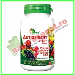 Antioxidant Star 100 tablete - Star International