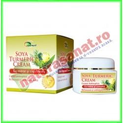 Crema antiseptica cu marar si curcuma (Soya Turmeric Cream) 50ml - Star International