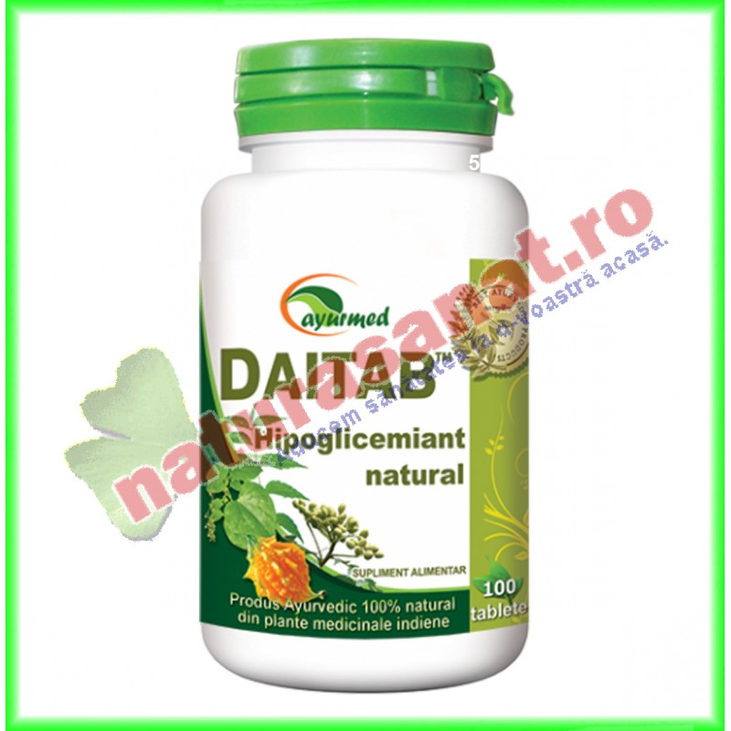 Daitab 100 comprimate - Star International