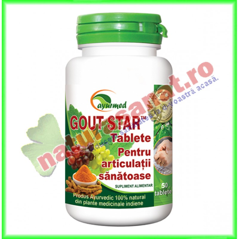 Gout Star 50 tablete - Star International