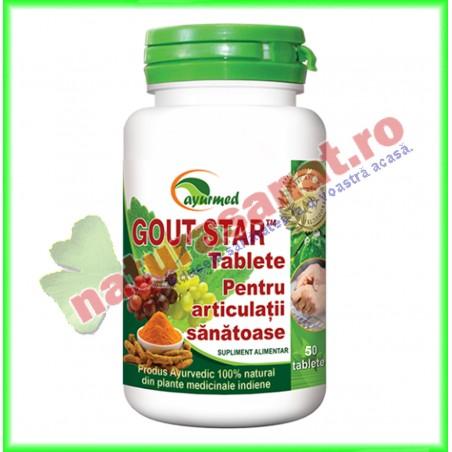 Gout Star 50 tablete - Star International