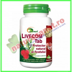 Livecom 50 tablete - Star International