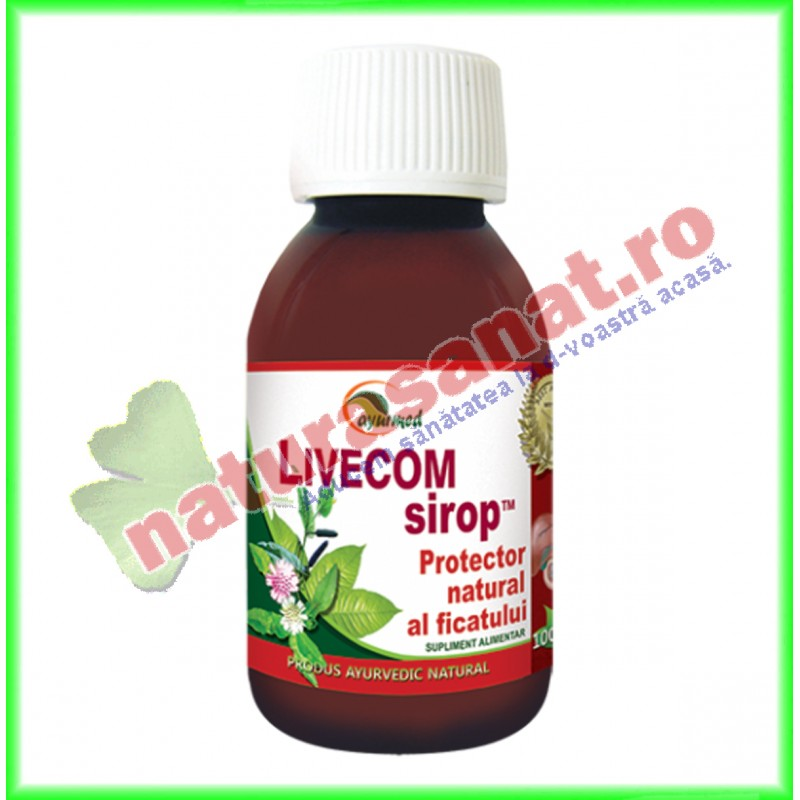 Livecom Sirop 100 ml - Star International