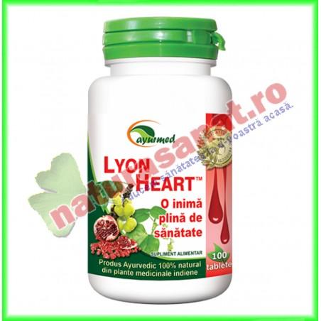 Lyon Heart 100 tablete - Star International
