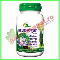Neuro Power 50 tablete - Star International