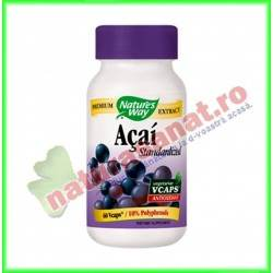 Acai SE 60 capsule - Nature's Way - Secom