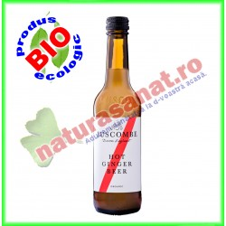 Bautura BIO Bere cu Ghimbir 270 ml - Luscombe Devon England