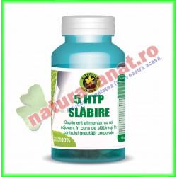 5HTP Slabire 60 capsule - Hypericum Impex