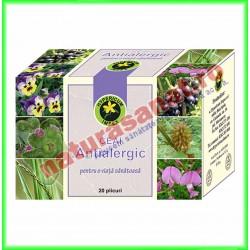Antialergic Ceai 20 plicuri - Hypericum Impex