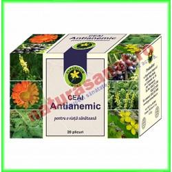 Antianemic Ceai 20 plicuri - Hypericum Impex