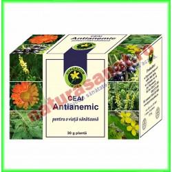 Antianemic Ceai 30 g - Hypericum Impex