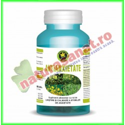 Anti Anxietate 60 capsule - Hypericum Impex