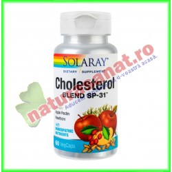 Cholesterol Blend 60 capsule - Solaray - Secom