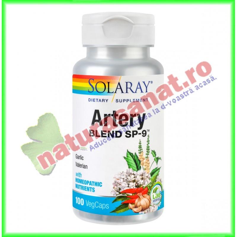 Artery Blend 100 capsule - Solaray - Secom