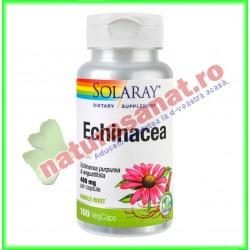 Echinacea 100 capsule - Solaray - Secom