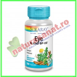 Eye Blend 100 capsule - Solaray - Secom
