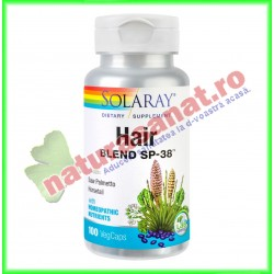 Hair Blend 100 capsule - Solaray - Secom