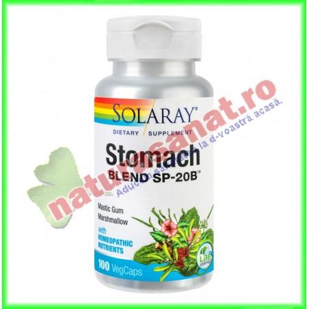 Stomach Blend 100 capsule - Solaray - Secom