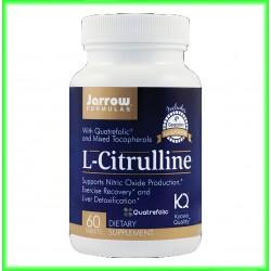 L-Citrulline 60 tablete - Jarrow Formulas - Secom