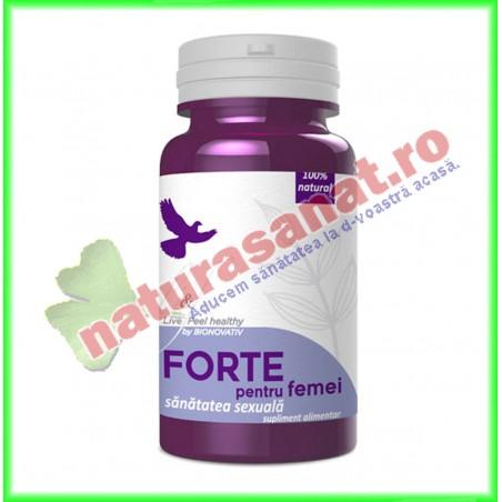 Forte pentru Femei 60 capsule - Bionovativ