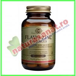 Flavo Zinc 23 mg 50 tablete - Solgar