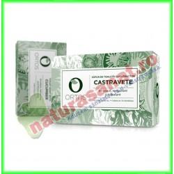 Sapun de toaleta cu extract de castravete 100g - Ortos