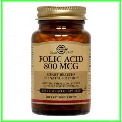 Folacin (Folic Acid) 800 μg 100...