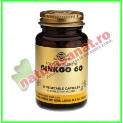 Ginkgo Biloba 60 60 capsule -...