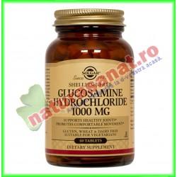 Glucosamine HCL 1000 mg (Hidroclorura de glucozamina) 60 tablete - Solgar