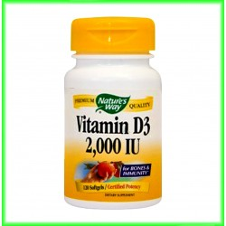 Vitamin D3 2000UI (adulti) 120...