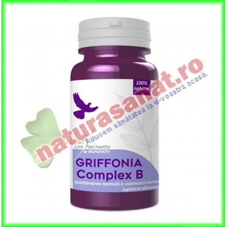Griffonia Complex B 60 capsule - Bionovativ