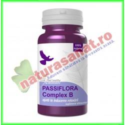 Passiflora Complex B 60 capsule - Bionovativ