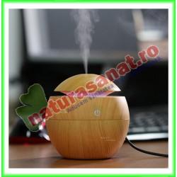 Diffuser USB Aromoterapie cu Uleiuri Esentiale FEA (FEA Diffuser Aromatherapy Essential Oil USB)