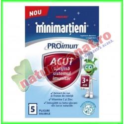 Minimartieni Proimun Acut 5 doze (plicuri) - Walmark