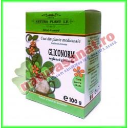 Ceai Gliconorm 100 g - Natura Plant I.F.
