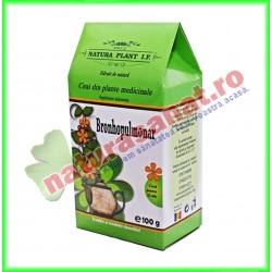 Ceai Bronhopulmonar 100 g - Natura Plant I.F.