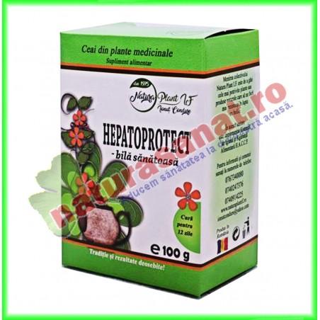 Ceai Hepatoprotect - bila sanatoasa 100 g - Natura Plant I.F.