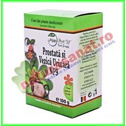 Ceai Prostata si Vezica urinara 100 g - Natura Plant I.F.