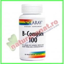 B-Complex 100mg 50 capsule...