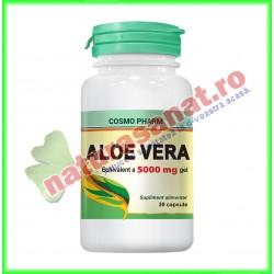 Aloe Vera 30 capsule - Cosmopharm