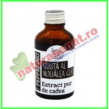 Extract Pur din Boabe de Cafea 50 ml - Pepperino - Green Sense