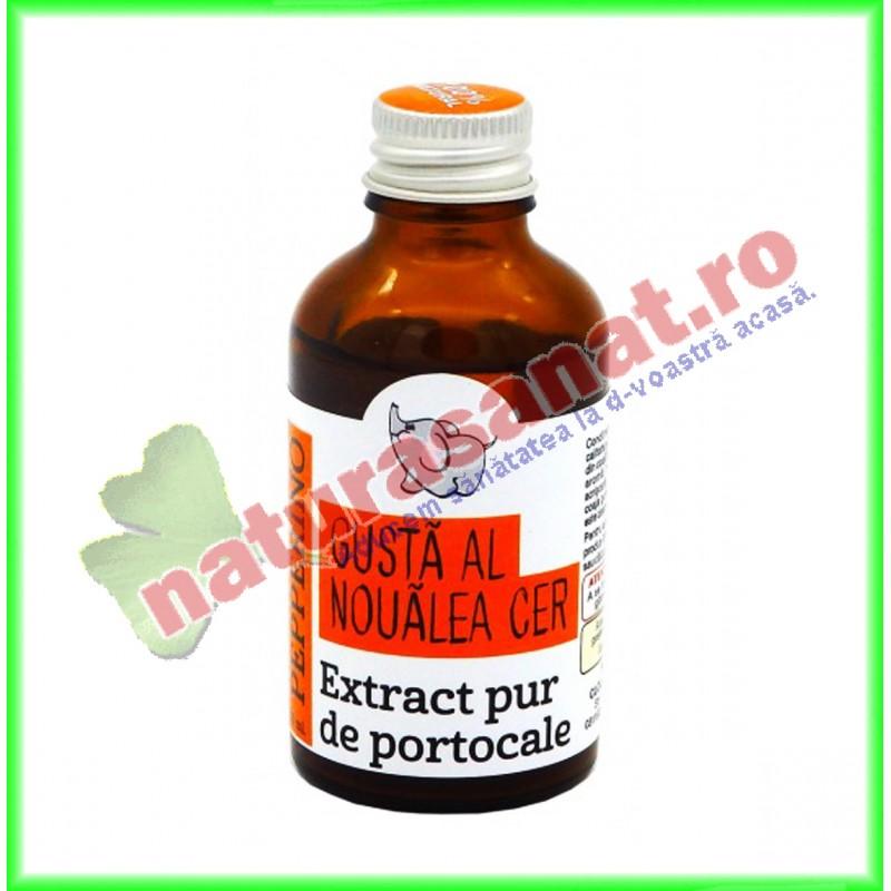 Extract Pur din Coaja de Portocale BIO 50 ml - Pepperino - Green Sense