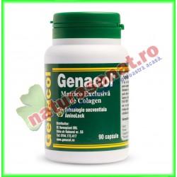 Genacol Original Matrice Exclusiva de Colagen 90 de capsule - Genacol