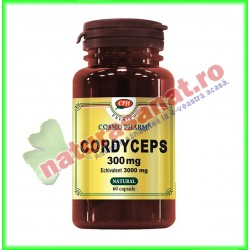 Cordyceps 300mg 60 capsule - Cosmo Pharm