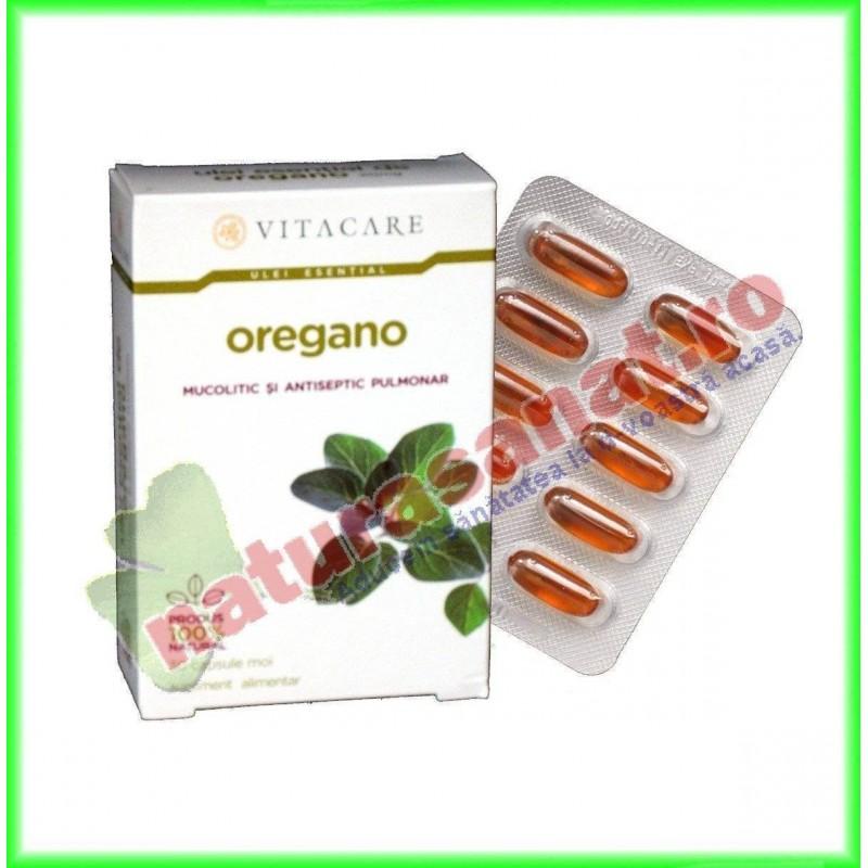 Ulei esential de Oregano 10 ml, Solaris - Beneficii, utilizare, proprietati - Solaris Plant