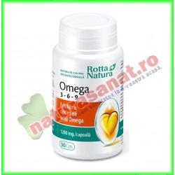 Omega 3-6-9 30 capsule -...