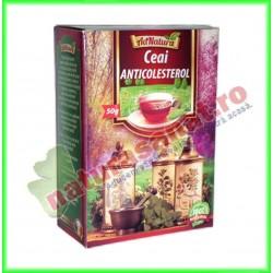 Ceai Anticolesterol 50 g - Ad Natura
