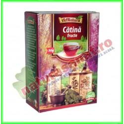 Ceai Catina Fructe 50 g - Ad...