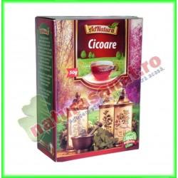 Ceai Cicoare 50 g - Ad Natura -...