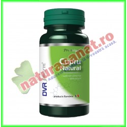 Cupru Natural 60 capsule - DVR Pharm
